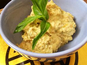 Hummus without garlic