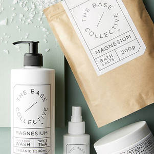 The Base Collective Magnesium-Based Beauty Products