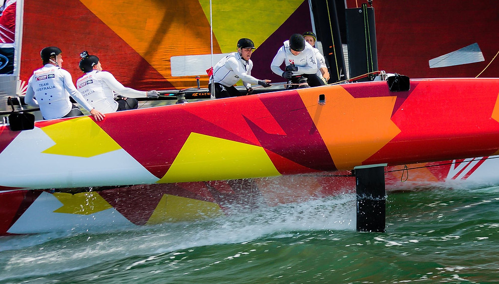 Team Australia Extreme Sailing Series