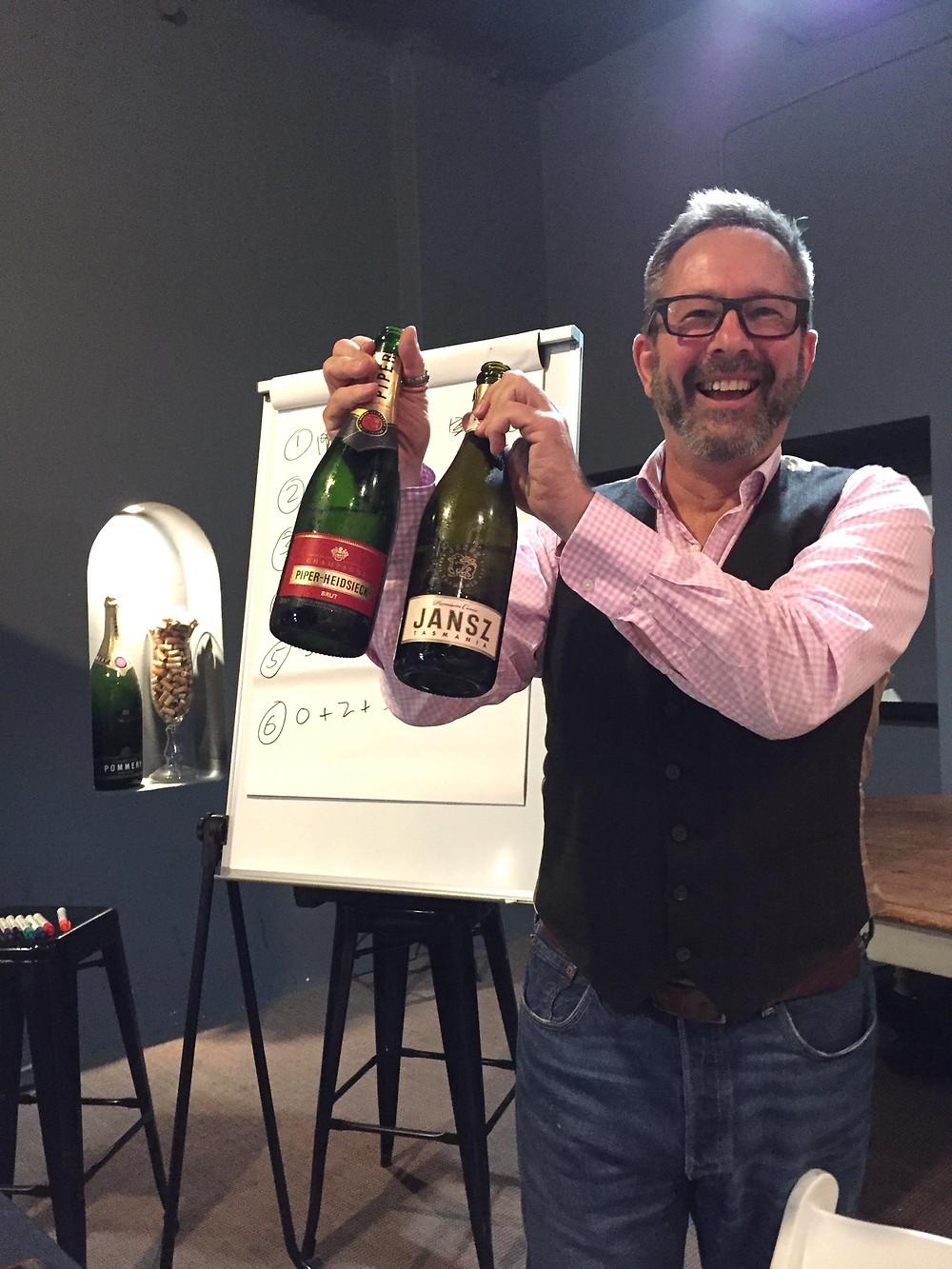 Ben Hughes Australian Wine and Beer School