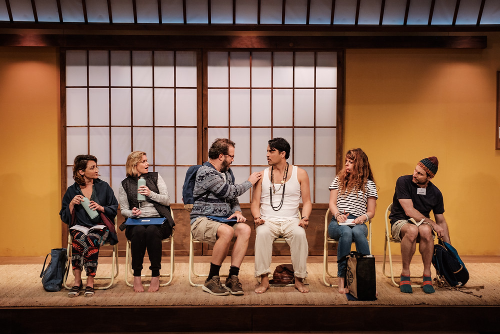 Theatre Review: Small Mouth Sounds