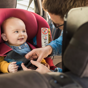 Baby on Board - A Parent's Guide to Car Safety
