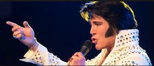 Gordon Hendricks is Elvis Australian Tour
