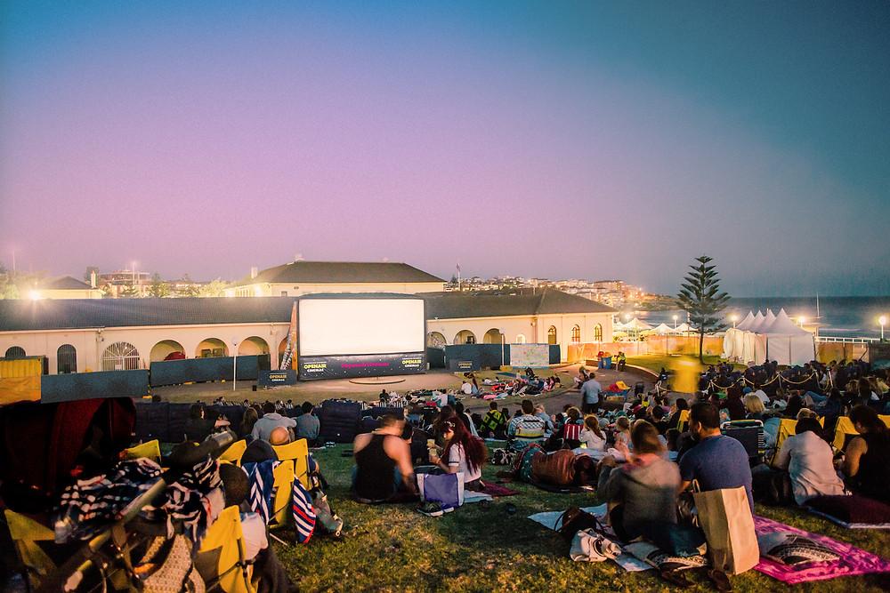 Open Air Cinemas Bondi Beach