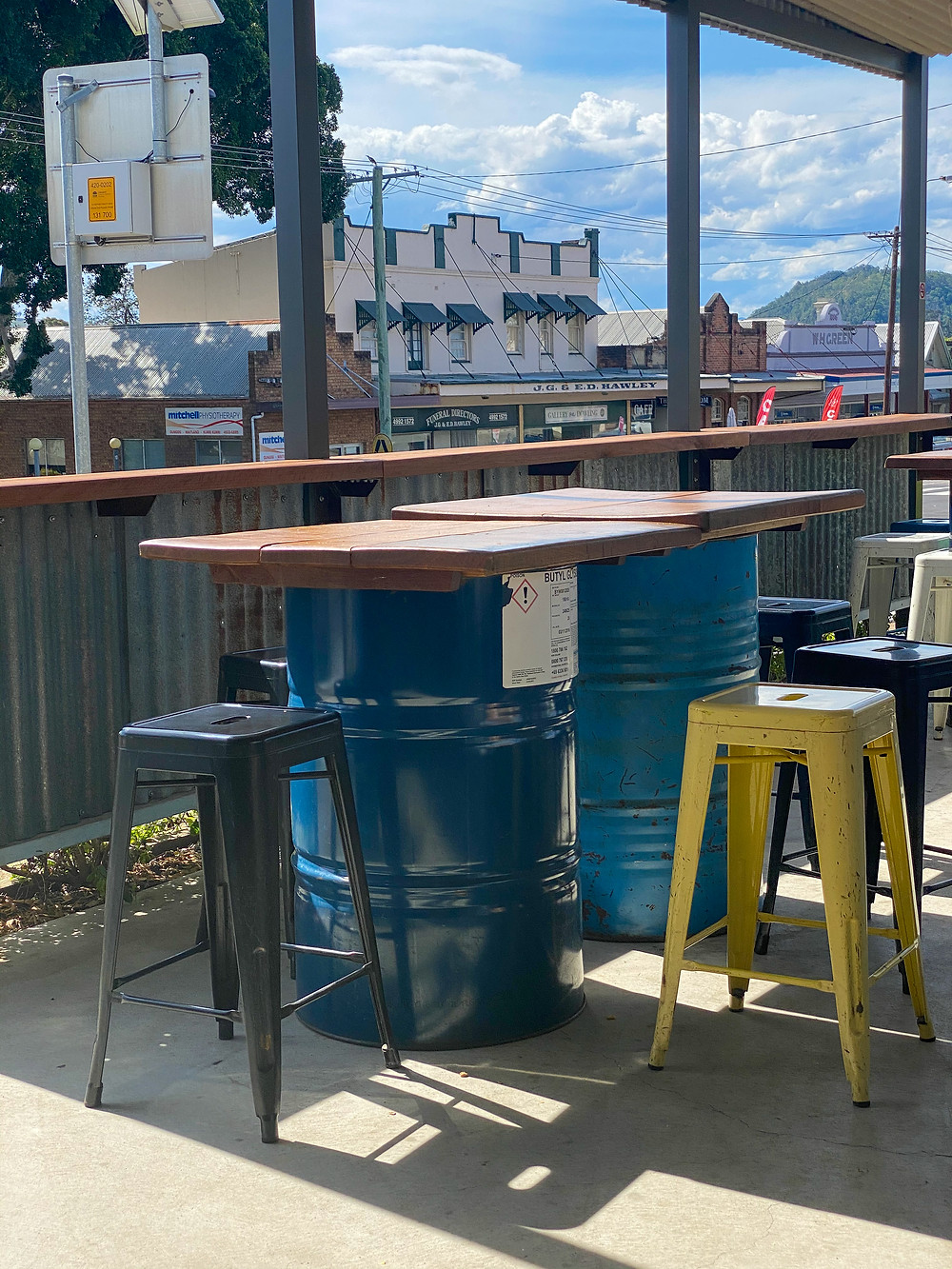 Tinshed Brewery Dungog