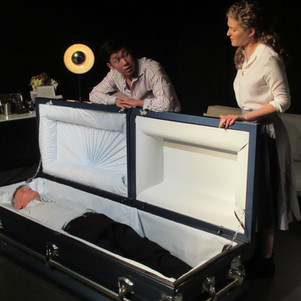 Theatre Review - Giving Up The Ghost