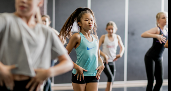 Workshops at Sydney Dance Company