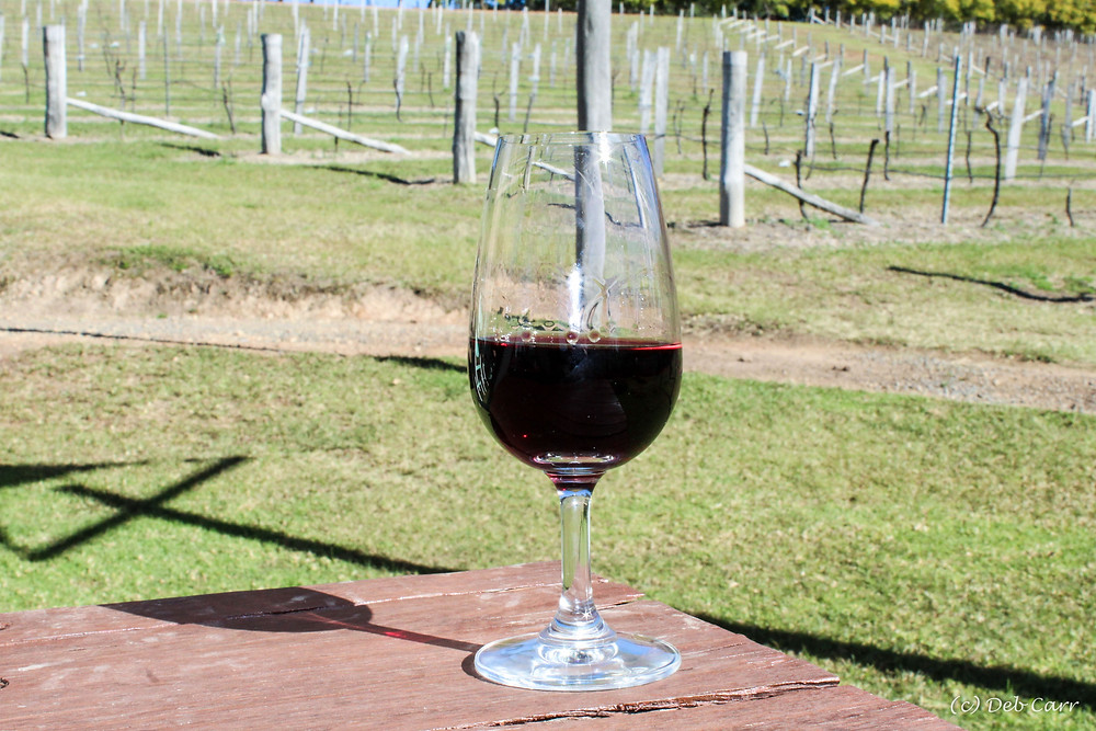 Villa d'Esta preservative free wine