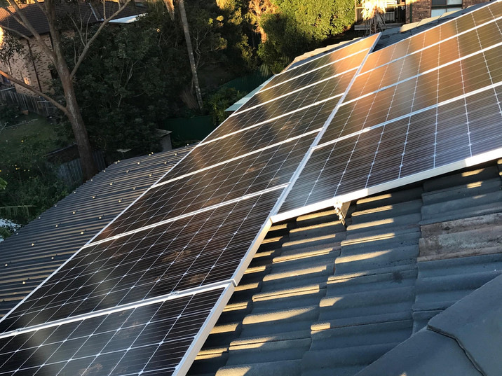Solar Panels Narara