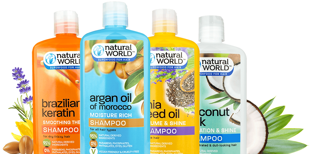 Natural World Superfood for Hair