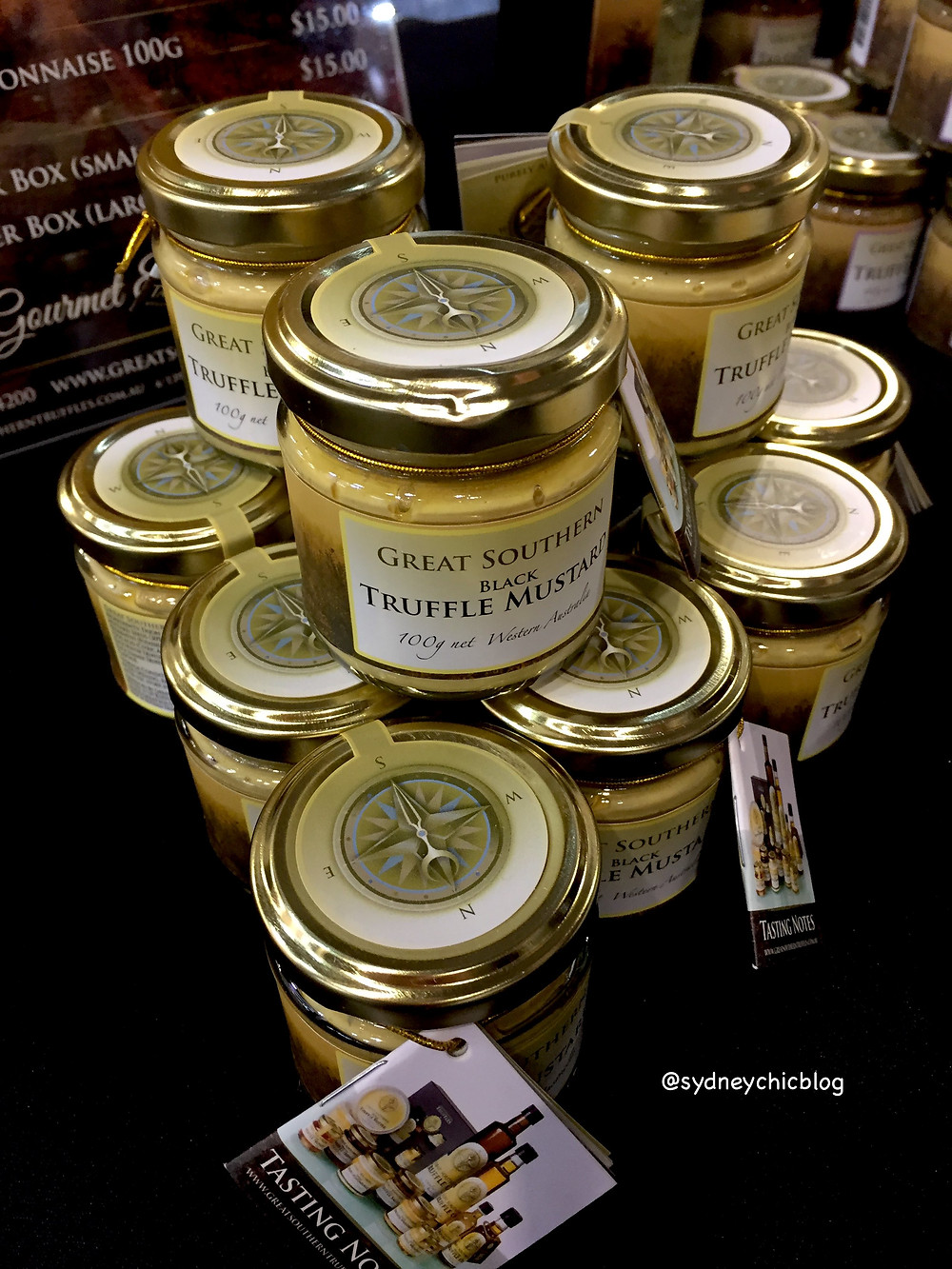 Great Southern Truffle Mustard