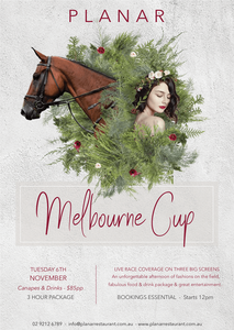 Melbourne Cup Lunch Sydney