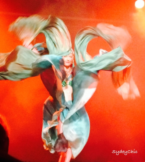 Australian Burlesque Festival Bluebell