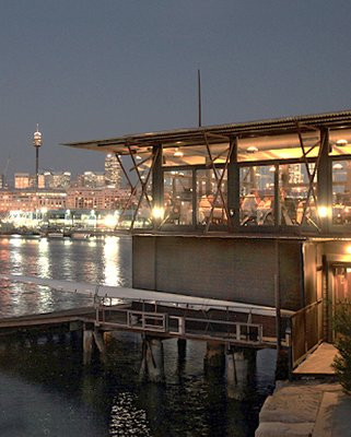 Boathouse at Black Wattle Bay