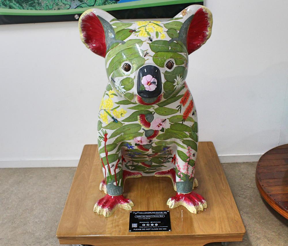 koala sculptures port macquarie