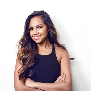 Jess Mauboy - Performing Woolworths Carols in the Domain