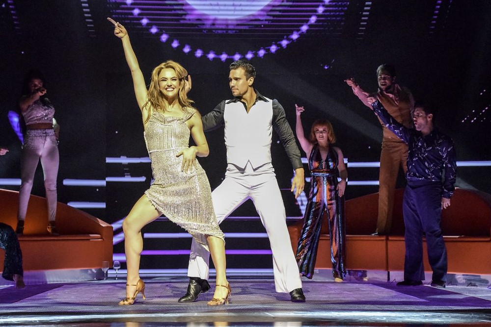 Saturday Night Fever Theatre Review
