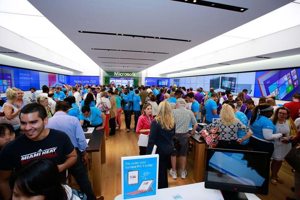 Microsoft Flagship Store Sydney