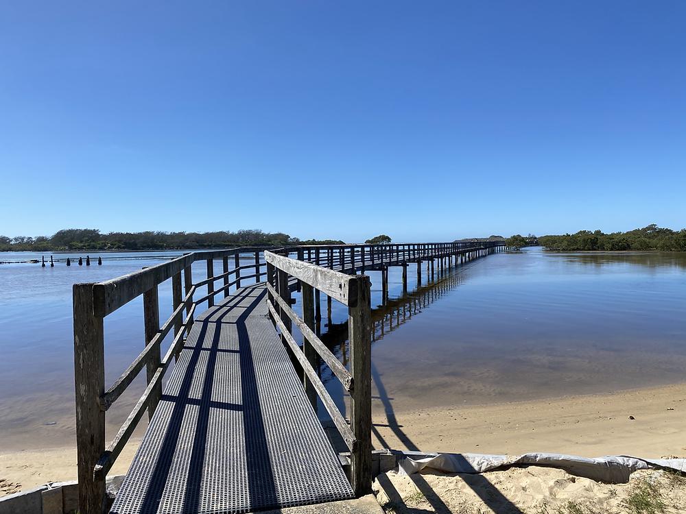 Urguna Board Walk Coffs Coast