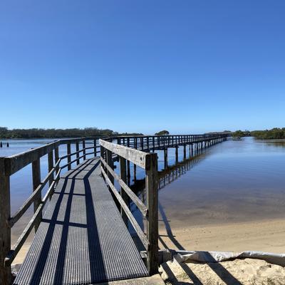 Urunga Board Walk NSW North Coast