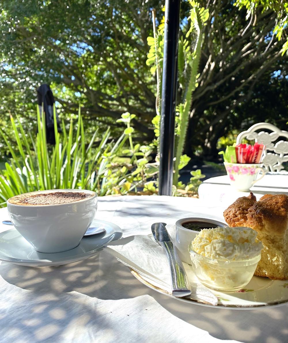 The Secret Garden Cafe Boambee