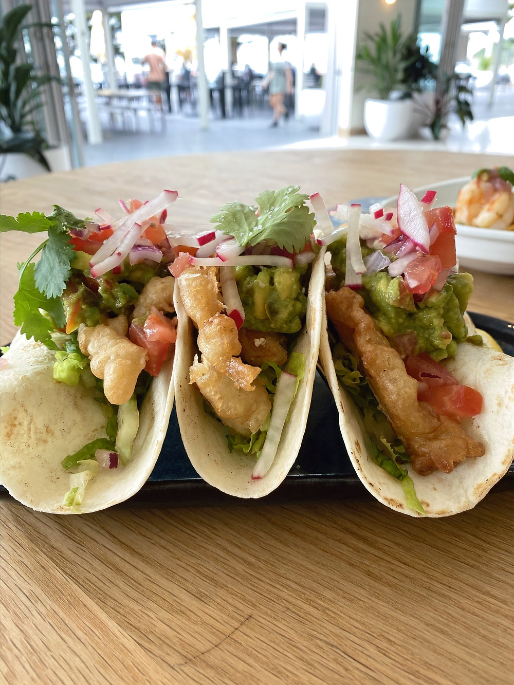 Fish Tacos Terrigal Beach House