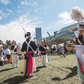 Things to do in Sydney: The Korean Festival