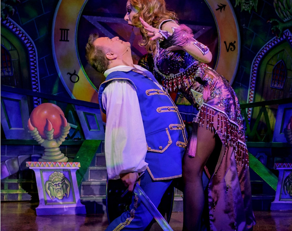 Theatre Review Sleeping Beauty