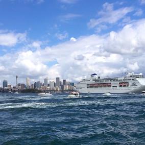 2016 Australia Day Sydney Ferrython
