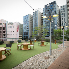 Grove Rooftop Bar at Novotel Sydney Central, until 31 March 2017