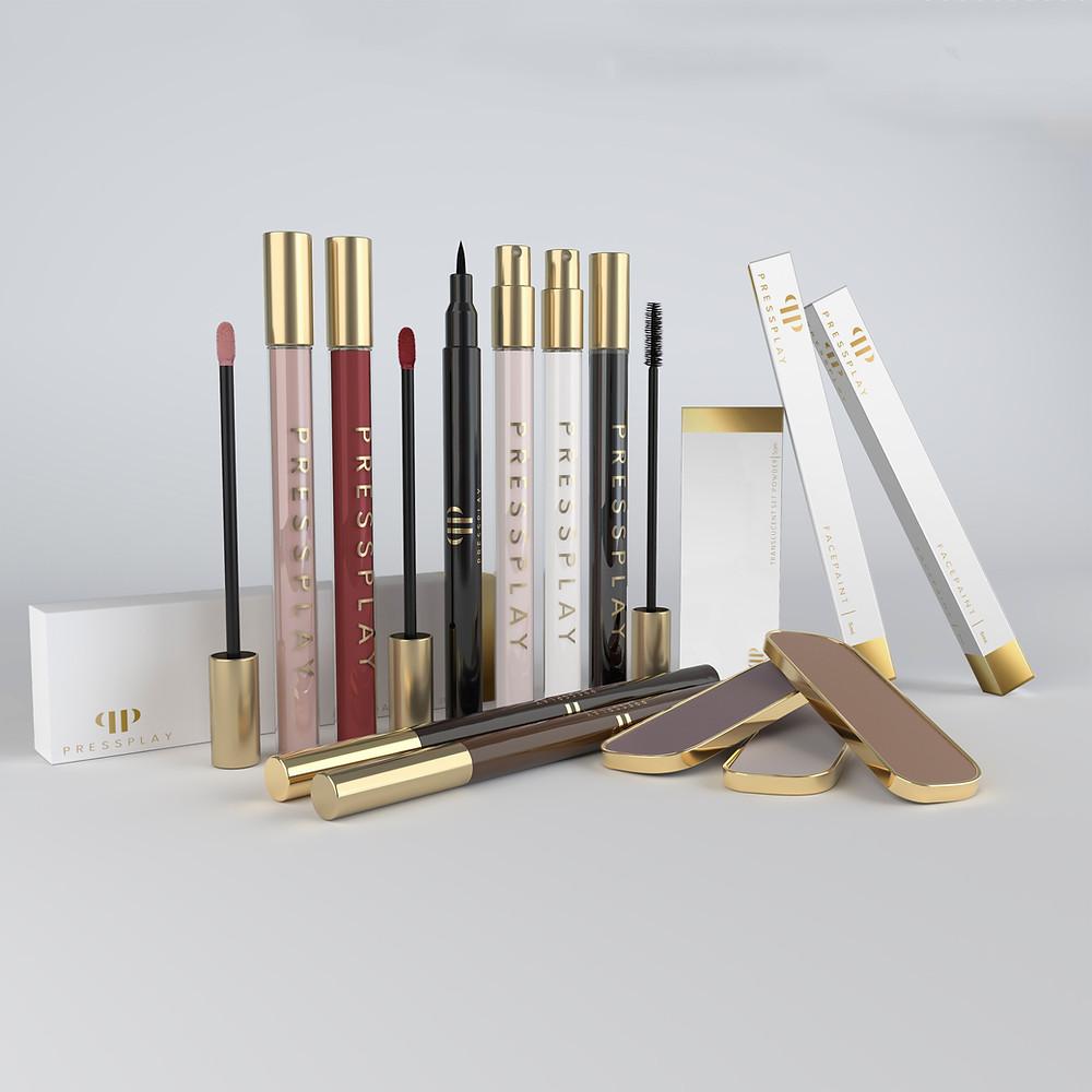 Pressplay Cosmetics