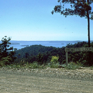 What Forster Tuncurry Looked Like in 1960