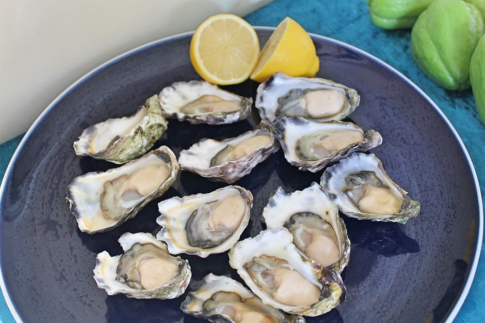 Graham Barclay Oysters