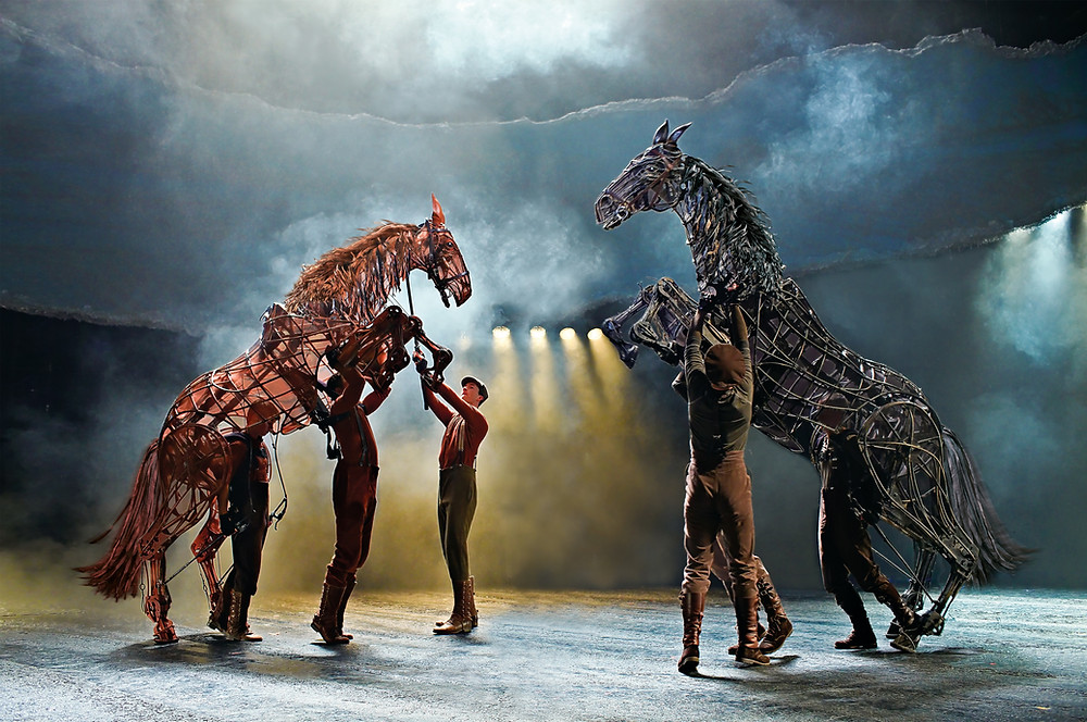 War Horse Lyric Theatre at the Star