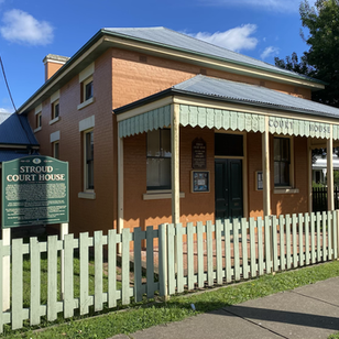 Historical Stroud NSW
