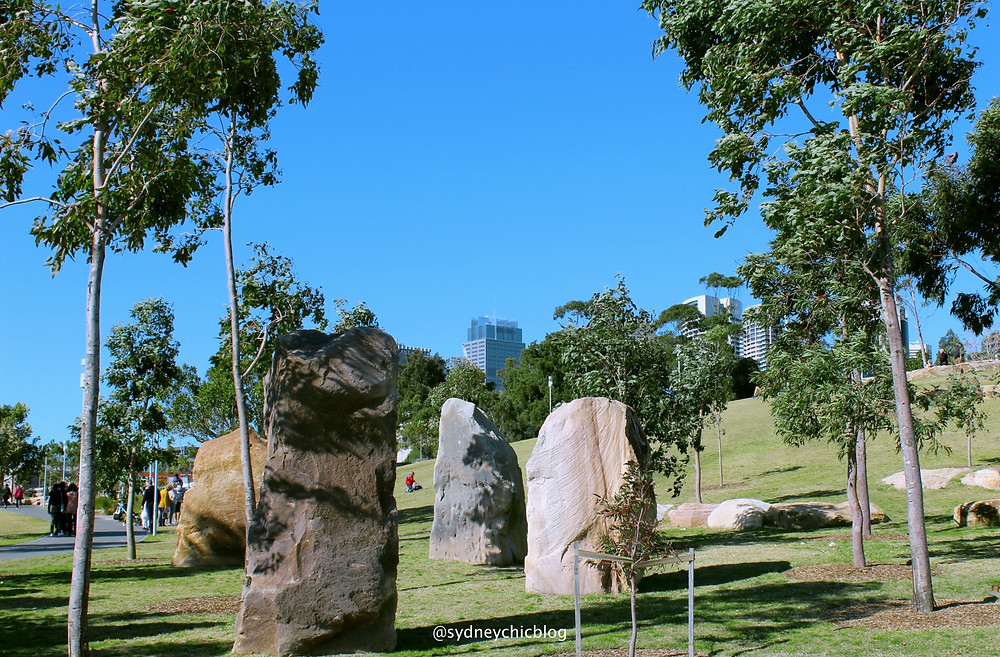 Barrangaroo Sydney
