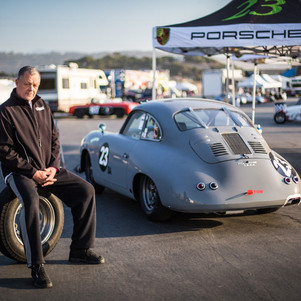 Ron Goodman's quest for glory at the Rolex Monterey Motorsports Reunion