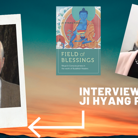 Interview with Ji Hyang Padma Author of Field of Blessings