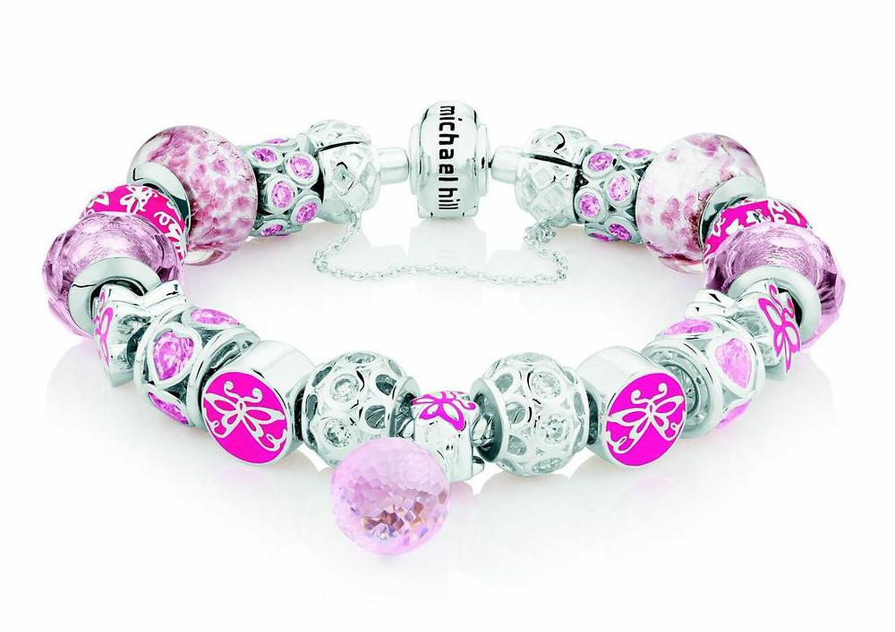 Pink Hope Bracelet