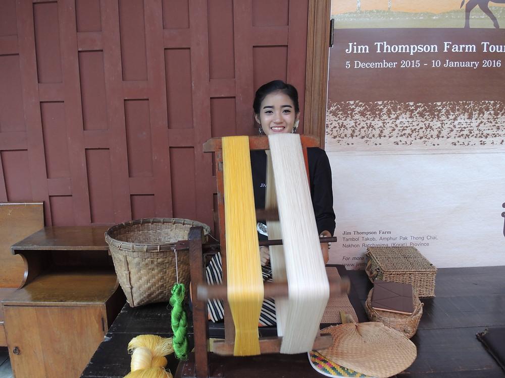 Jim Thompson Silk