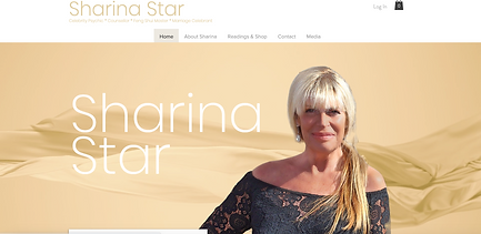 SHARINA STAR PSYCHIC