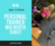 personal trainer taree