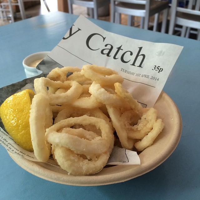 Instagram - Crown St Fish Shop #foodie #yummy #surryhills #calamari #sydney #cro