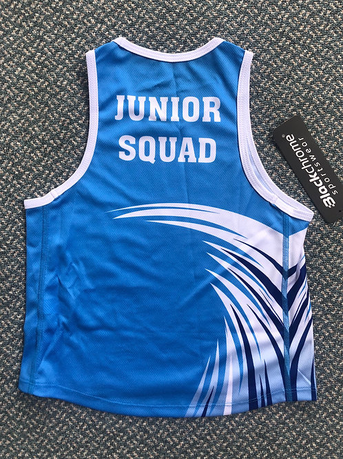 Men's Junior Training Singlet