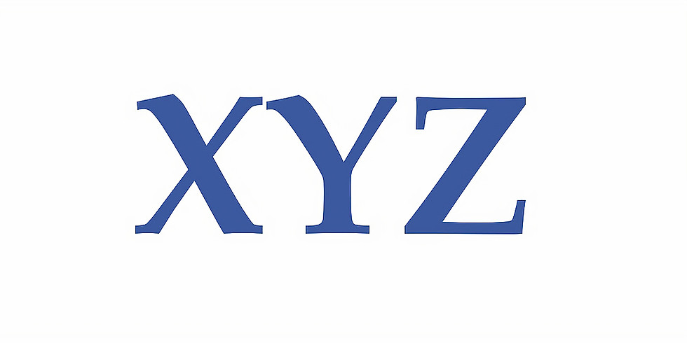 XYZ Meeting