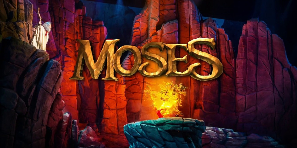 Moses: Sight and Sound Theater Movie Event