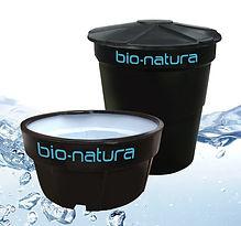 tanques plásticos, bio-natura