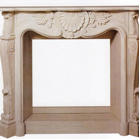 SAI SANDSTONE fireplace