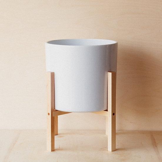 Maple Plant Stand (short)