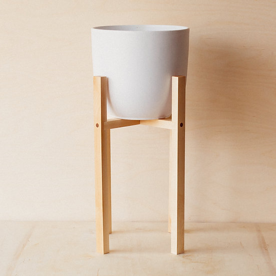 Maple Plant Stand (tall)